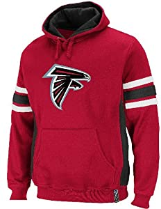 Atlanta Falcons Passing Game II Fleece Hooded Sweatshirt by VF by VF