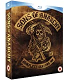Sons of Anarchy: Seasons 1 and 2 Blu Ray Set