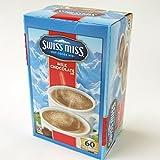 SwissMiss スイスミス ミルクチョコレートココア 28g×60袋×4箱 ConAgraFoods Hot Cocoa Mix インスタントココア