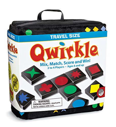 Travel Qwirkle Board Game front-37094