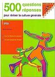 echange, troc Sylvie Lefranc - 500 Questions-réponses pour réviser la culture générale