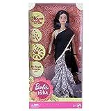 Barbie In India Doll - Black
