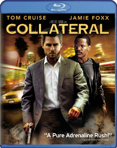 Cover art for  Collateral [Blu-ray]