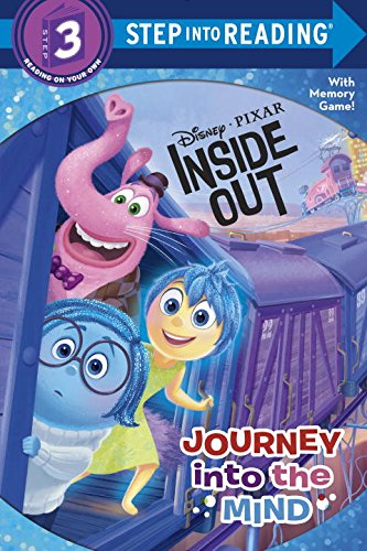 Journey Into the Mind (Disney/Pixar Inside Out) (Step Into Reading. Step 3)