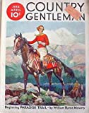 Country Gentleman April 1936 (Vol CVI No 4)