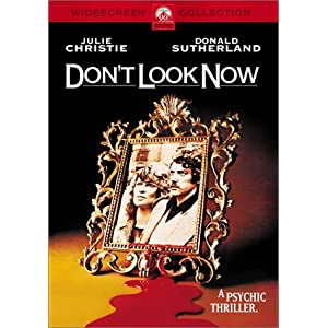 Click to buy Scariest Movies of All Time: Don't Look Now from Amazon!