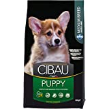 Farmina Cibau Puppy Food, 0.8 Kg (Medium)