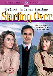 "Cover of ""Starting Over"""