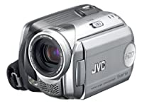 JVC Everio GZMG21 20GB HDD Digital Media Camcorder with 32x Optical Zoom from JVC