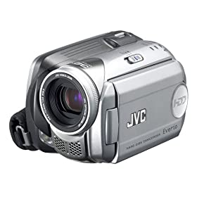 JVC Everio GZMG21 20GB HDD Digital Media Camcorder with 32x Optical Zoom