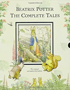 Beatrix Potter The Complete Tales (Peter Rabbit) by Warne