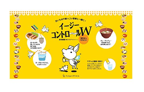 ワンショットサプリメント イージーコントロールW 食物繊維 1包6g×30包