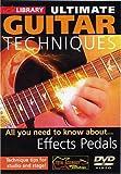 echange, troc Ultimate Guitar-Effect Pedals [Import anglais]