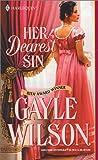 Her Dearest Sin (Harlequin Historical)