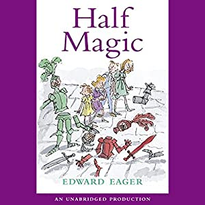 Half Magic Audiobook