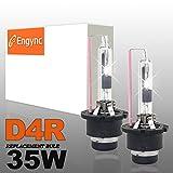 Engync 35w HIDキセノン交換用電球 D4R 3000K各型車適用超輝度OEMヘッドライトバルブ 高速点灯3年保証