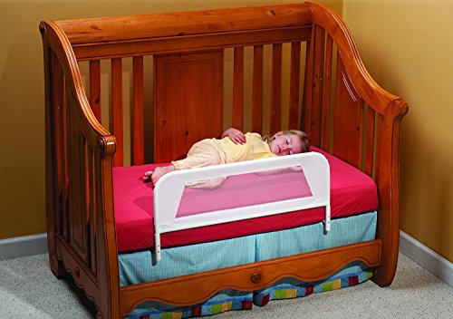 KidCo-Convertible-Crib-Mesh-Bed-Rail-White