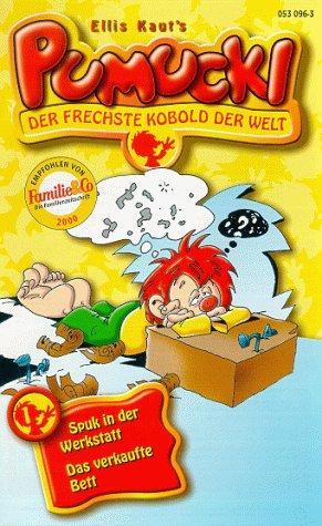 Meister Eder und sein Pumuckl 1: Spuk in der Werkstatt [VHS]