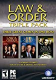 Law and Order Triple Pack