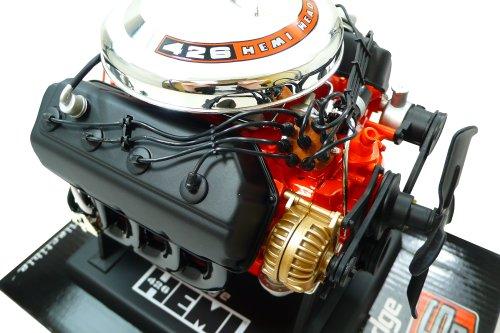 Dodge Hemi 426 Model Engine - Diecast 1:6 Scale Motor (Hemi Motor Model compare prices)