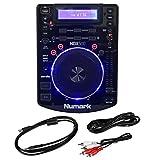 Numark NDX500 Single DJ Tabletop USB/CD Media Player and Software Controller