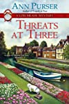 Threats at Three (Lois Meade Mystery)