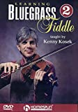 Learning Bluegrass Fiddle 2 [DVD] [Region 1] [US Import] [NTSC]