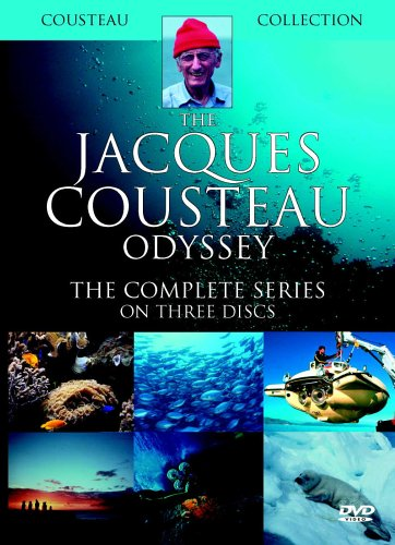 Jacques Cousteau Odyssey, The - Complete Series [DVD] [2006]