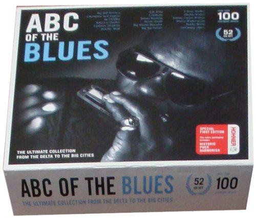 ABC of the Blues by Robert Johnson, Willie Dixon, B. B. King, John Lee Hooker and Bo Diddley