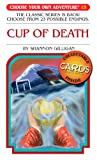 img - for Cup of Death (Choose Your Own Adventure #13) book / textbook / text book