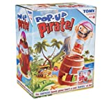 Tomy 7028 Pop Up Pirate 2 to 4 Players Game