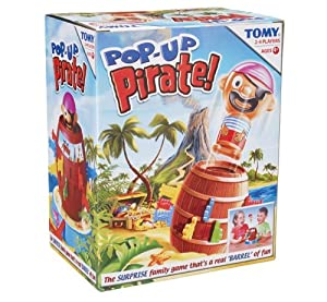 Tomy Pop-Up Pirate Game