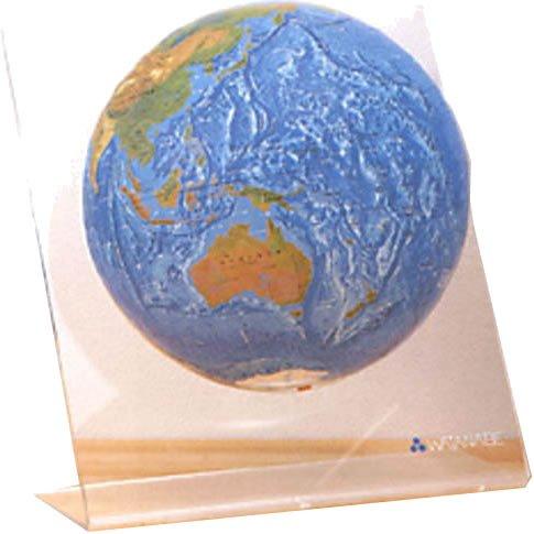 ラ・メール海洋タイプ地球儀 WM(アクリル台)