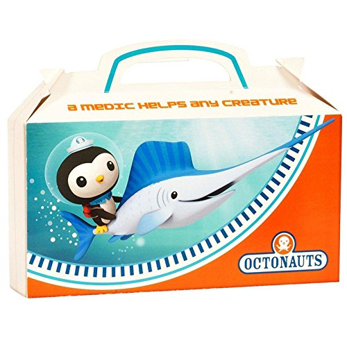 The Octonauts Empty Favor Boxes (4) - 1