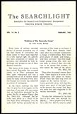 img - for The Searchlight Volume 14 Number 2 1962, February - Emblem Of The Heavenly Home book / textbook / text book