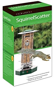 Contech Squirrel Scatter Bird Feeder