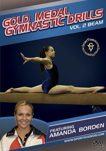 Gold Medal Gymnastics Drills: Beam [DVD] [Import]