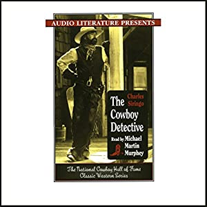 The Cowboy Detective Audiobook