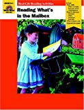 img - for Reading What's in the Mailbox: Grades K-1 (Real-Life Reading Activities) book / textbook / text book