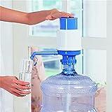 Hand Press Water Bottle Jug Manual Drinking Tap Spigot Fixtures Pumpt Dispenser