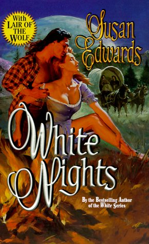 Image for White Nights (Leisure Historical Romance)