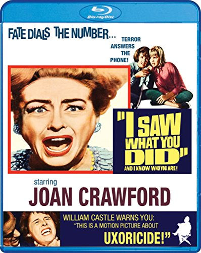 I Saw What You Did [Blu-ray]