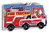 img - for Tonka: Fire Trucks (big Board Book W/ Wheels) book / textbook / text book