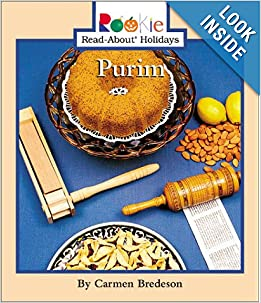 Purim (Rookie Read-About Holidays)