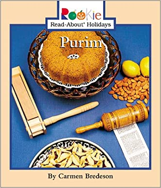 Purim (Rookie Read-About Holidays) written by Carmen Bredeson
