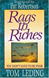 img - for Rags to Riches: You Don't Have to be Poor book / textbook / text book