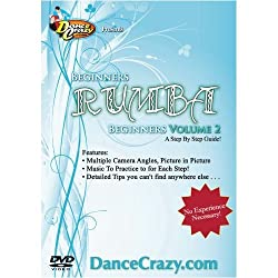 Learn To Dance Rumba, Beginners Volume 2: A Beginners Rumba Dancing Guide