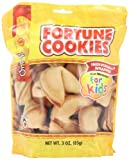 Umeya Fortune Cookies Kids, 3-Ounce (Pack of 6)