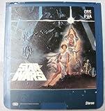 Star Wars CED Video Disc