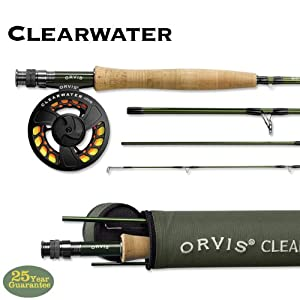 Orvis Clearwater 5-weight 8